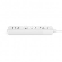Mi Power Strip 3 USB 3 Sockets