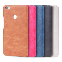Mi Max MOFi Leather Back Case