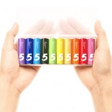 Mi Rainbow AA Alkaline Battery