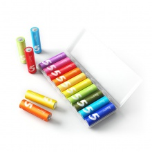 Mi Rainbow AA Alkaline Battery