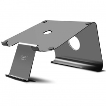 DiiZiGN Laptop Stand with Phone Holder