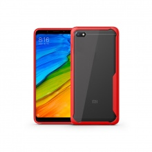 Redmi 6A Mocolo  TPU + PC Bump...